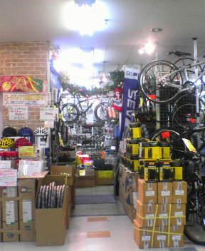 メイド自転車店