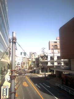 ちょーいい天気