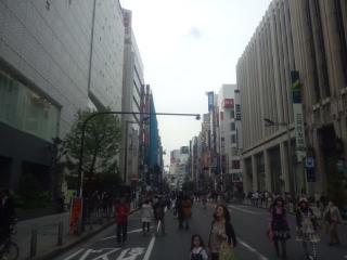 新宿のホコ天