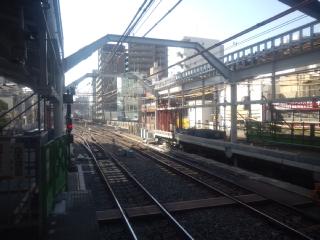 横浜方面へ